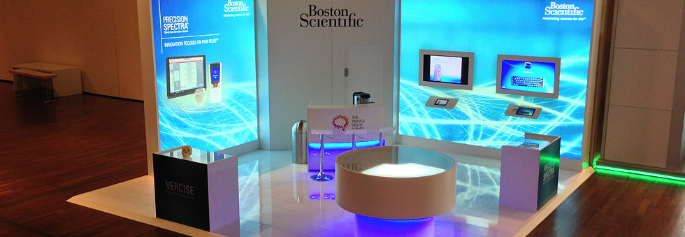 Interactive-Exhibition-Stand