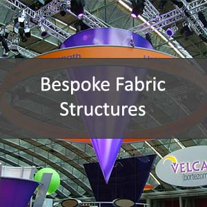 bespoke fabric structure